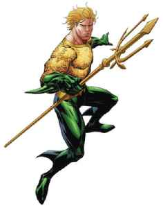 Aquaman: Fictional character