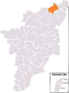 Arakkonam (Lok Sabha constituency): Lok Sabha Constituency in Tamil Nadu