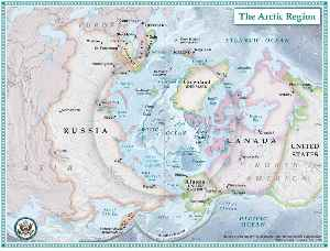 Arctic: Polar region on the Earth's northern hemisphere