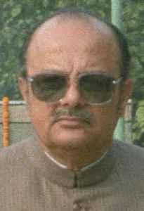 Arjun Singh (politician, born 1930): Indian politician