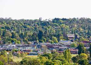 Armidale, New South Wales: City in New South Wales, Australia