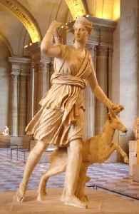 Artemis: Greek deity