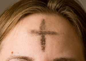 Ash Wednesday: First day of Lent on the Western Christian calendar