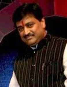 Ashok Chavan: Indian politician