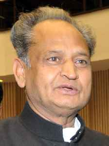 Ashok Gehlot: Indian politician