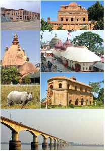 Assam: State in northeast India