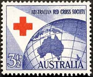 Australian Red Cross: Organization