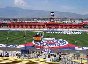 Auto Club Speedway: Motorsport track in the United States
