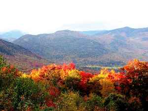 Autumn: One of the Earth's four temperate seasons