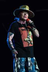 Axl Rose: American singer-songwriter and musician