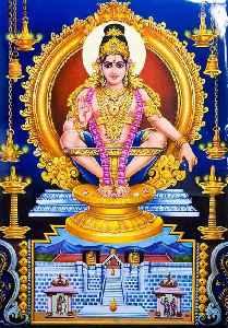Ayyappan: Hindu god of growth