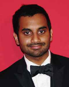 Aziz Ansari: American actor and comedian