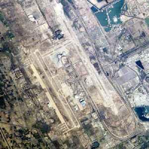 Baghdad International Airport: International airport in Baghdad, Iraq
