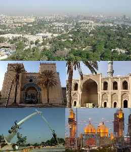 Baghdad: Capital of Iraq
