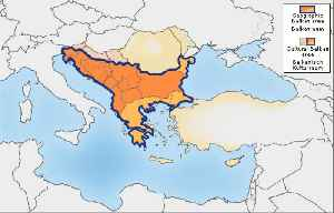 Balkans: Geopolitical and cultural region of southeastern Europe