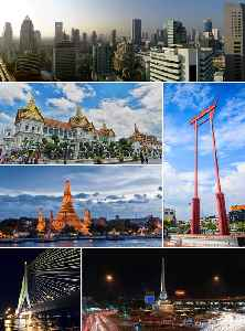 Bangkok: Special administrative area in Thailand