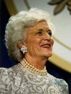 Barbara Bush: Former First Lady of the United States
