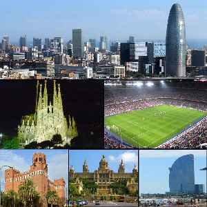 Barcelona: City and municipality in Catalonia