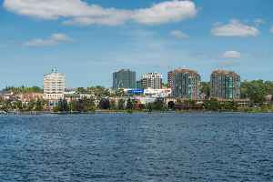 Barrie: City in Ontario, Canada