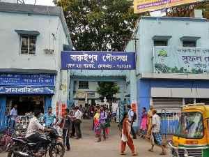 Baruipur: Neighbourhood in Kolkata in Presidency, West Bengal, India