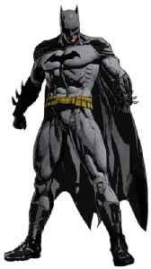 Batman: Fictional superhero