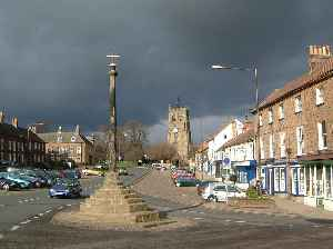 Bedale: Town