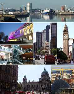 Belfast: Capital and chief port of Northern Ireland