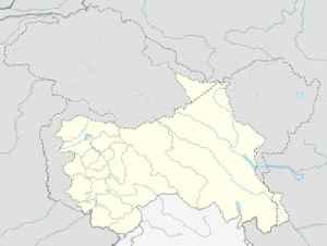 Bemina: Town in Srinagar