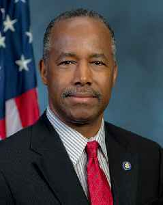 Ben Carson: 17th and current United States Secretary of Housing and Urban Development; American neurosurgeon