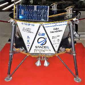 Beresheet: Israeli space probe planned to launch and land on the Moon on 2019