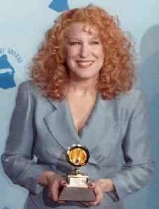 Bette Midler: American singer-songwriter, actress, comedian and film producer