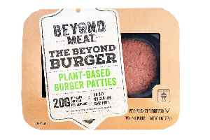 Beyond Meat: Los Angeles-based producer of plant-based meat substitutes