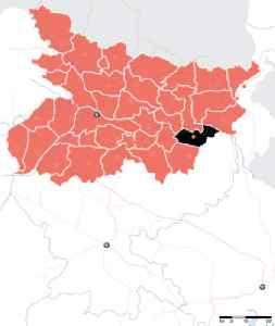 Bhagalpur district: District in Bihar{region-mithila}, India