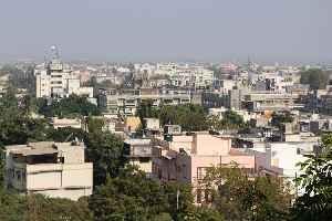 Bhavnagar: Metropolitan City/મહાનગર in Gujarat, India