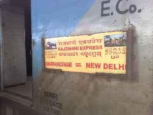 Bhubaneswar Rajdhani Express: