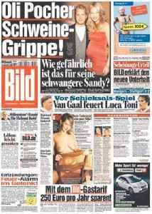 Bild: German tabloid published by Axel Springer AG
