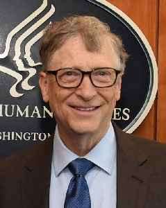 Bill Gates: American business magnate and philanthropist