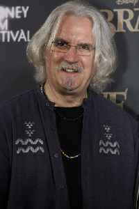 Billy Connolly: Scottish comedian