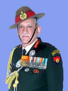 Bipin Rawat: Current chief of Defence Staff