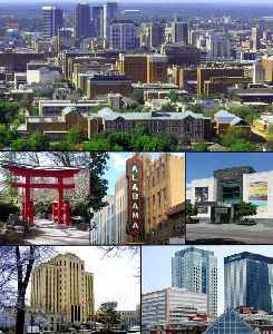Birmingham, Alabama: Most populous city in Alabama, United States