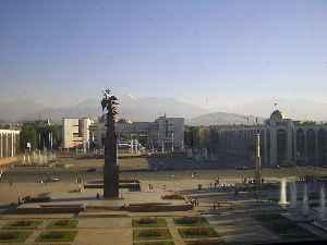 Bishkek: City in Kyrgyzstan