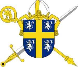 Bishop of Durham: Diocesan bishop in the Church of England