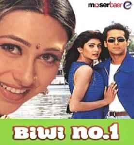 Biwi No.1: 1999 film by David Dhawan