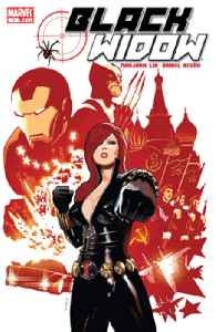 Black Widow (Natasha Romanova): Fictional superhero