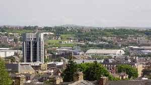 Blackburn: Town in England