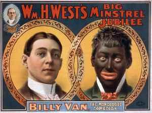 Blackface: Form of theatrical makeup
