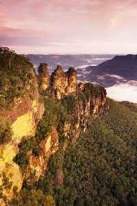 Blue Mountains (New South Wales): Region in New South Wales, Australia