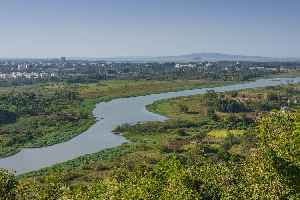 Blue Nile: River in Africa and tributary of the Nile River