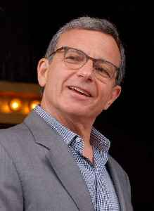 Bob Iger: American businessman and CEO of The Walt Disney Company
