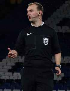 Bobby Madley: English football referee